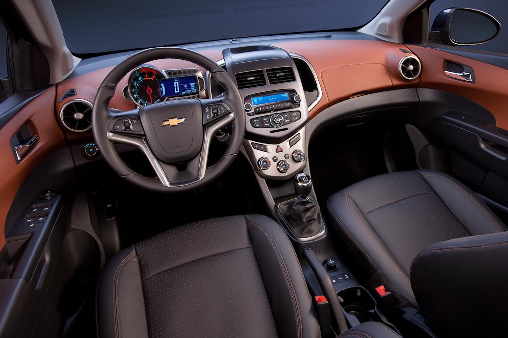 Chevrolet Sonic 2011 - now Sedan #1