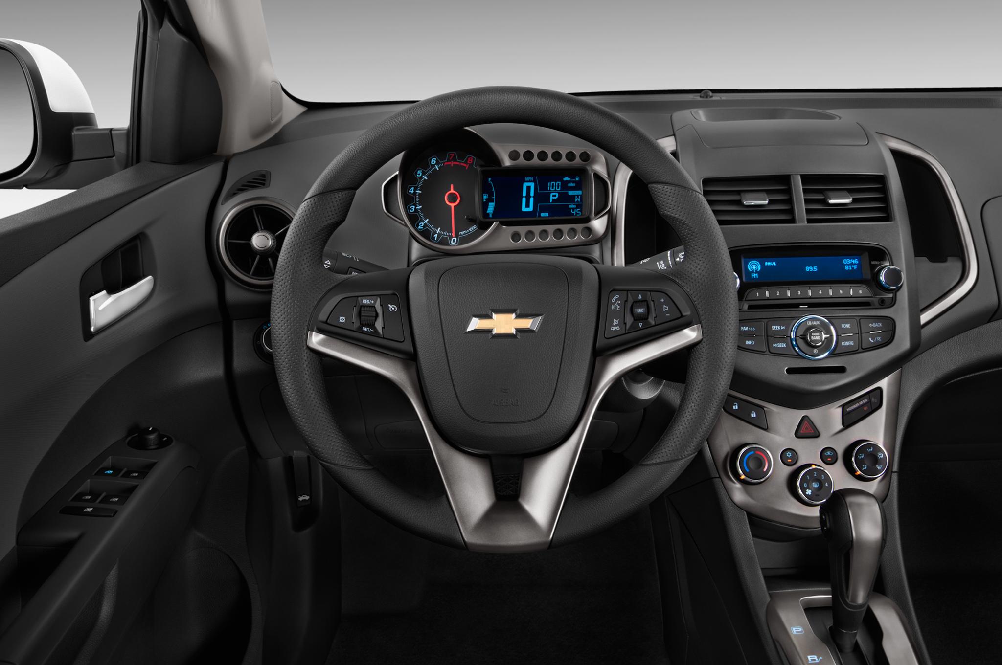 Chevrolet Sonic 2011 - now Sedan #3