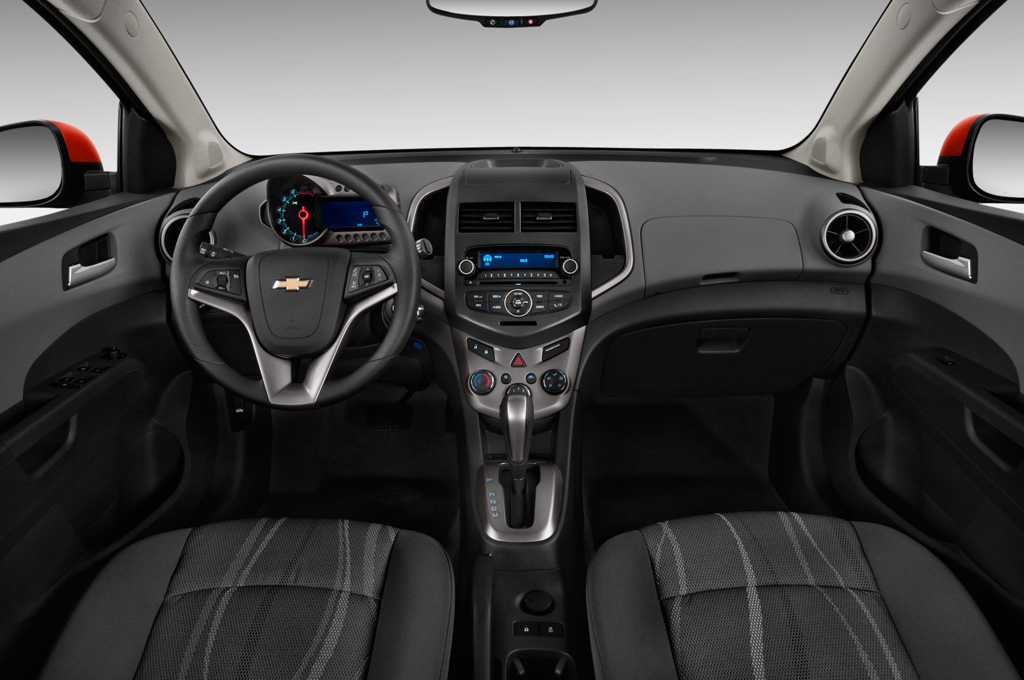Chevrolet Sonic 2011 - now Sedan #4