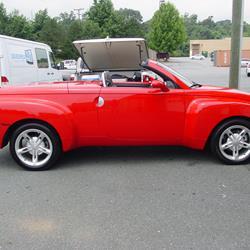 Chevrolet SSR 2003 - 2006 Pickup #5