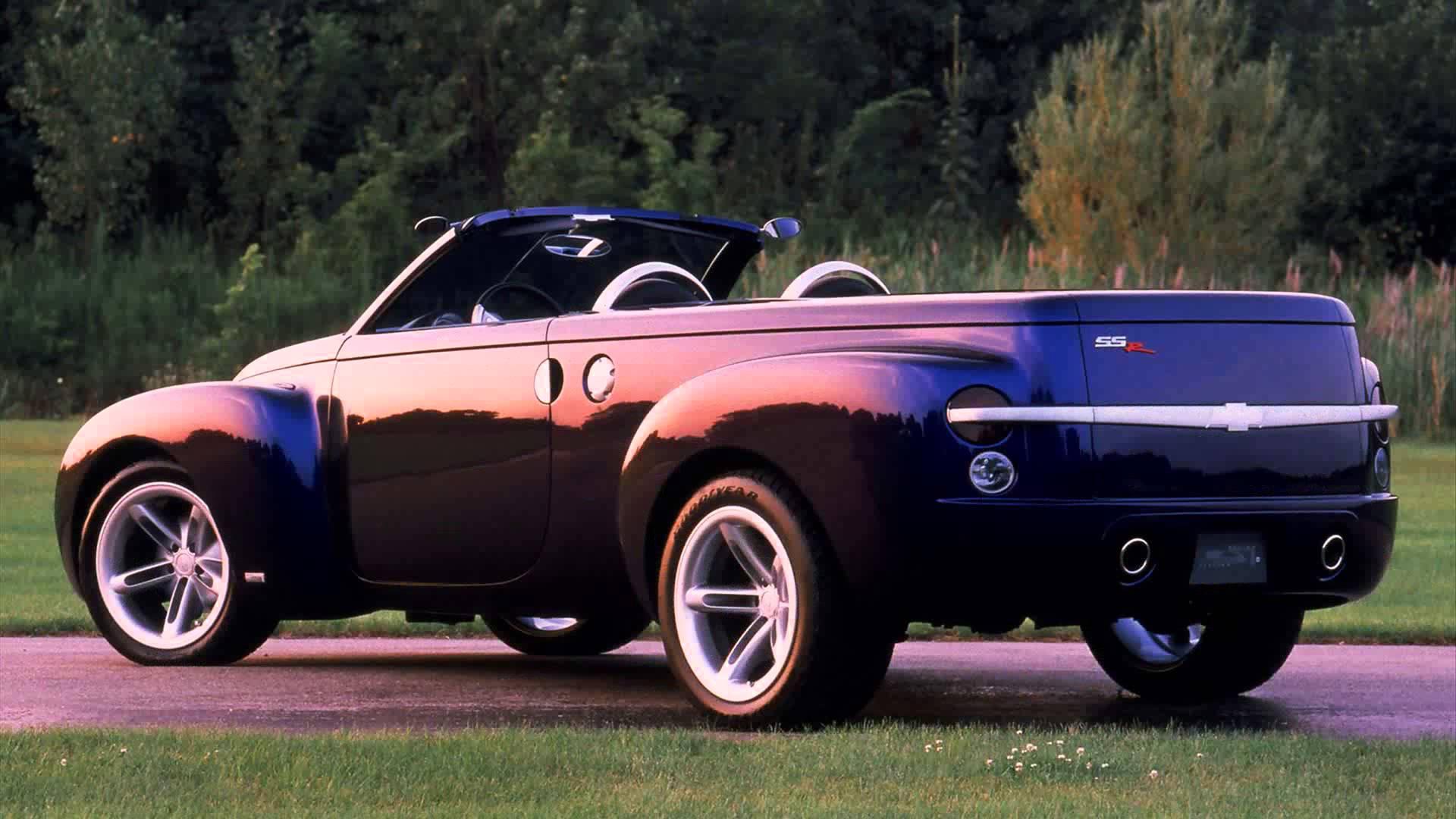 Chevrolet SSR 2003 - 2006 Pickup #6