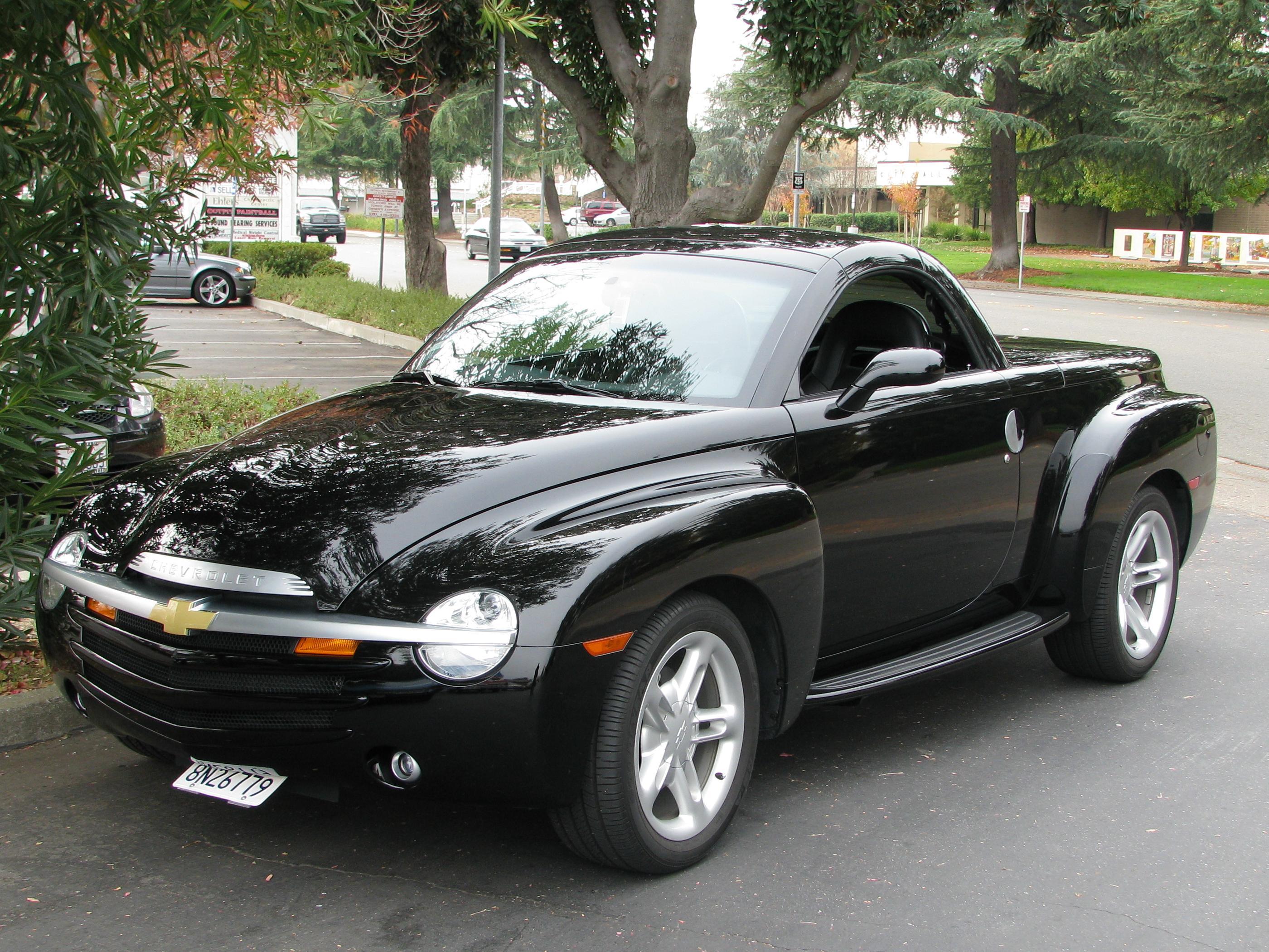 Chevrolet SSR 2003 - 2006 Pickup #2