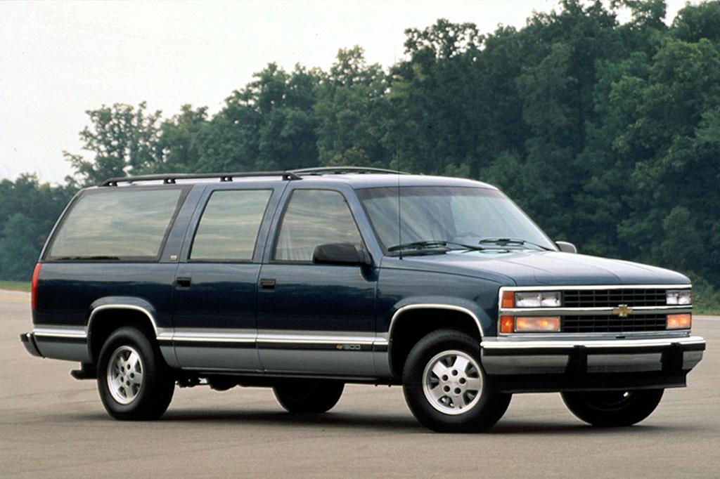 GMC Suburban 1992 - 1999 SUV 5 door #7