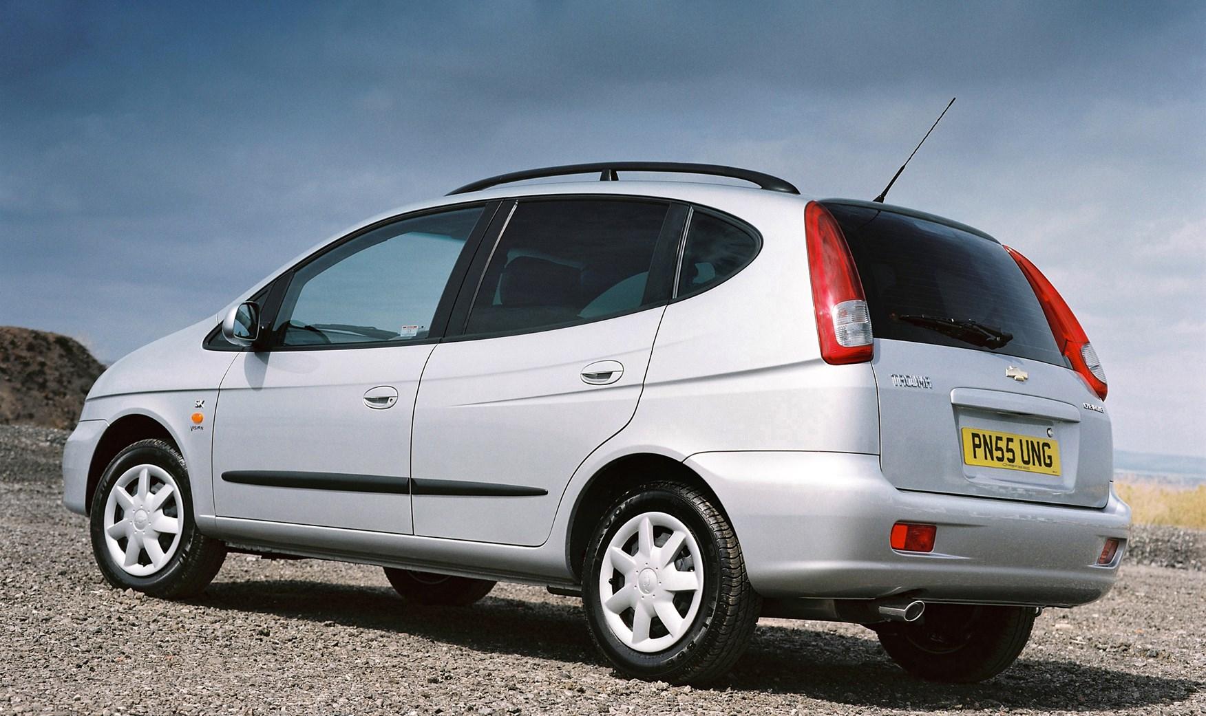 Chevrolet Tacuma I 2000 - 2008 Compact MPV #1