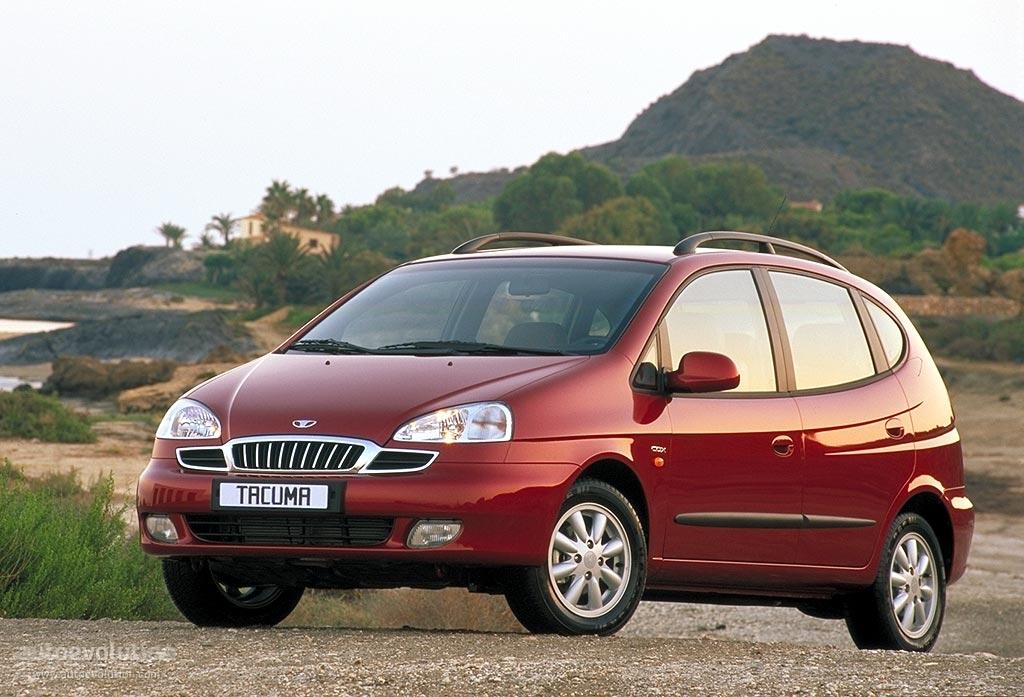 Chevrolet Tacuma I 2000 - 2008 Compact MPV #2