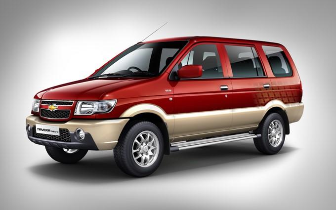 Chevrolet Tavera 2002 - now Compact MPV #7
