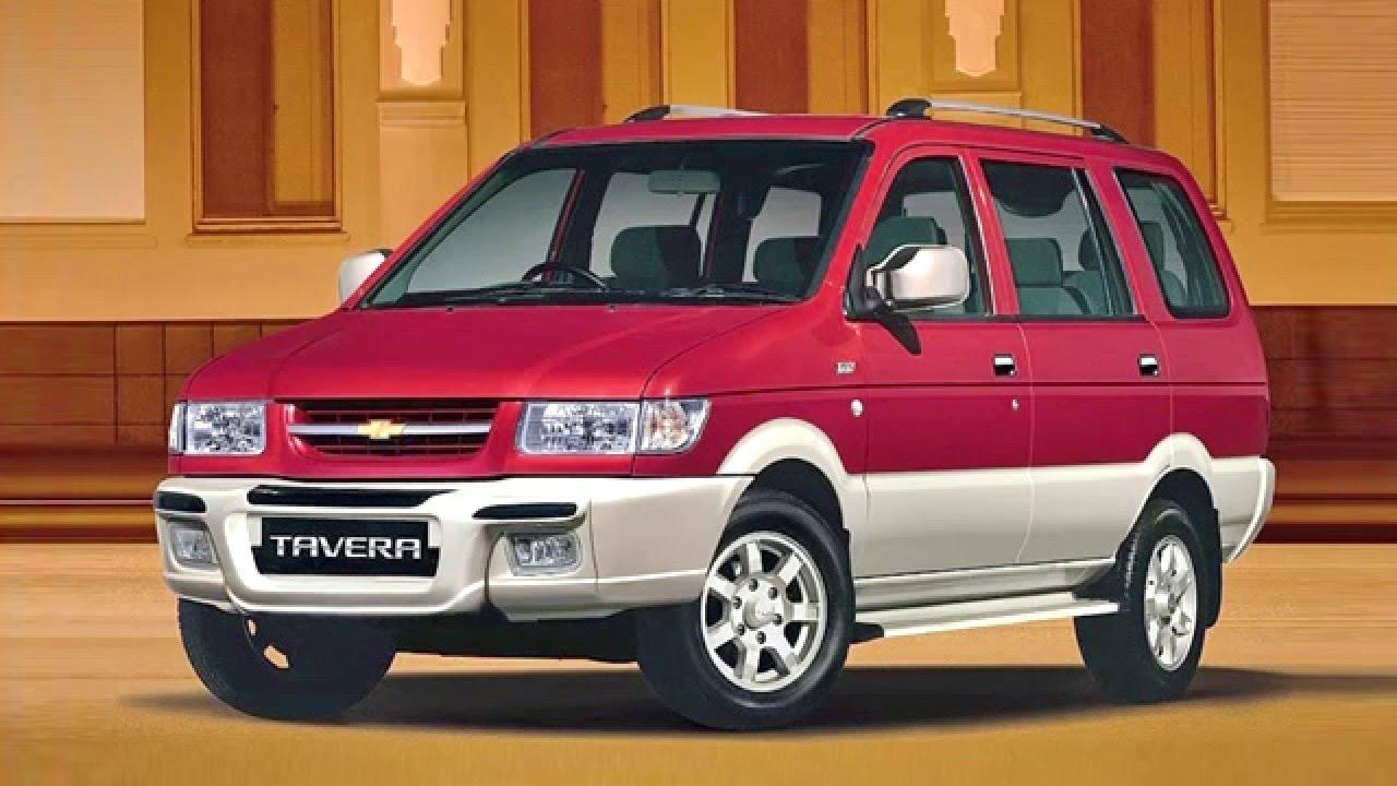 Chevrolet Tavera 2002 - now Compact MPV #2