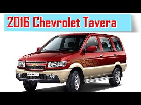 Chevrolet Tavera 2002 - now Compact MPV #3