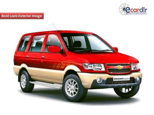 Chevrolet Tavera 2002 - now Compact MPV #1