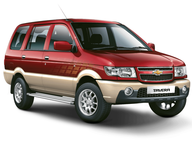 Chevrolet Tavera 2002 - now Compact MPV #4