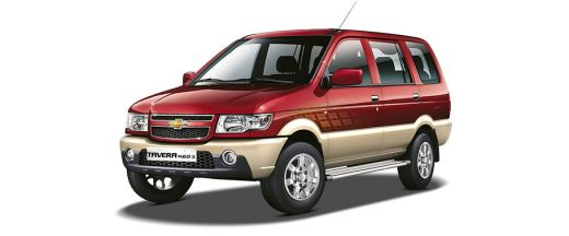 Chevrolet Tavera 2002 - now Compact MPV #5