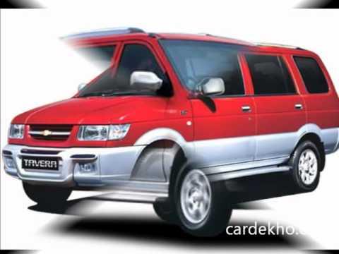 Chevrolet Tavera 2002 - now Compact MPV #8
