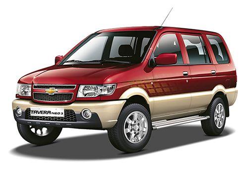 Chevrolet Tavera 2002 - now Compact MPV #6