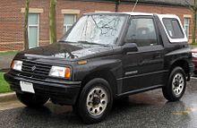 Mazda Proceed Levante II 1997 - 2001 SUV 3 door #2