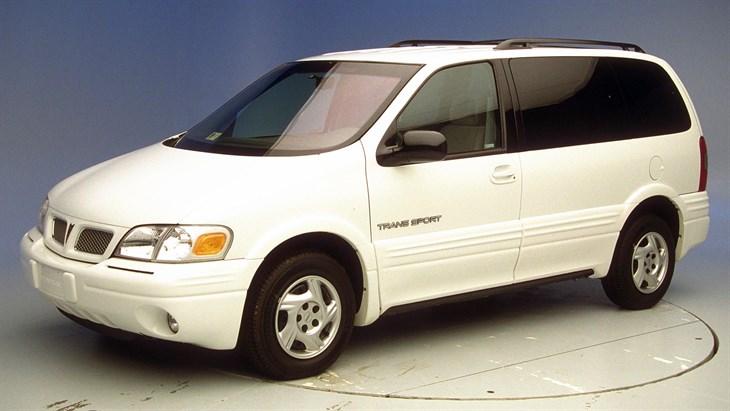 Pontiac Montana I 1997 - 2005 Minivan #4