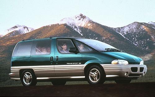 Pontiac Trans Sport II 1996 - 1999 Minivan #6