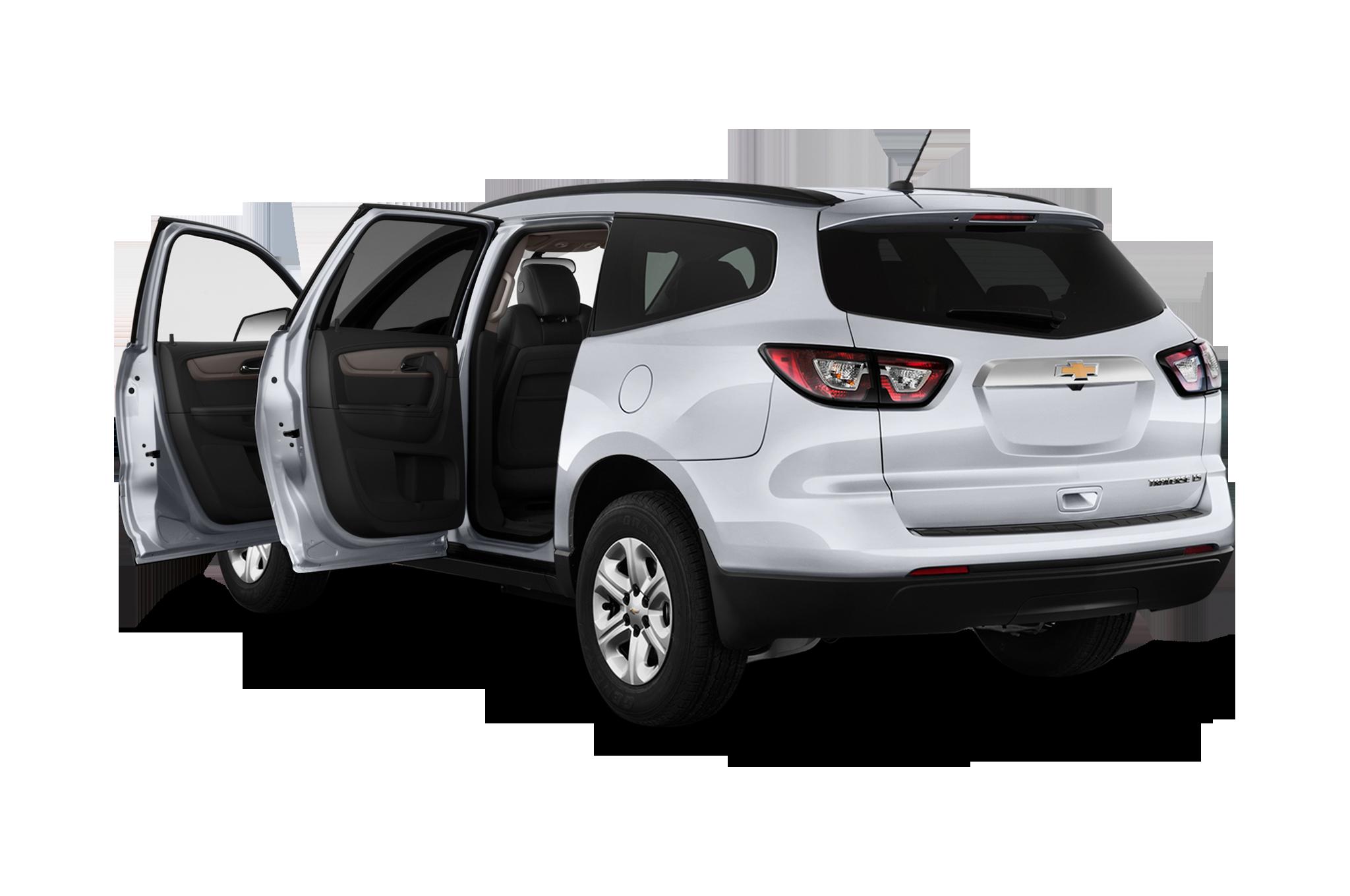 Chevrolet Traverse II 2017 - now SUV 5 door #1