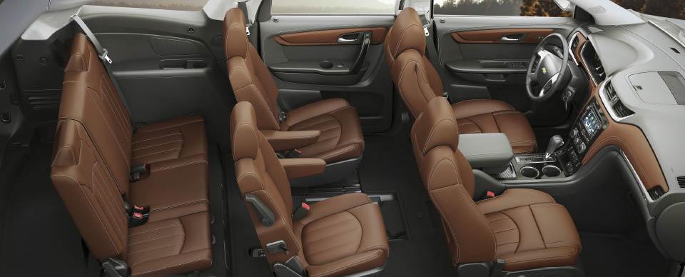 Chevrolet Traverse II 2017 - now SUV 5 door #8