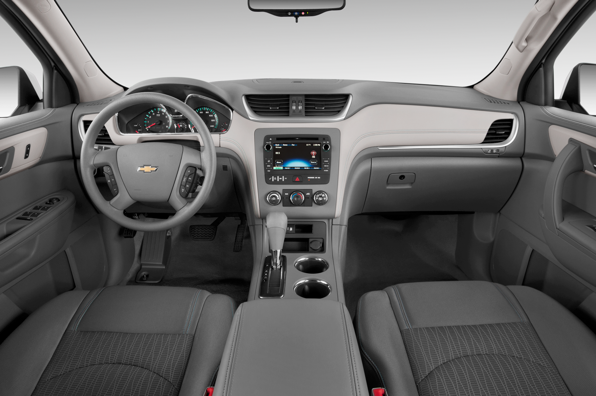 Chevrolet Traverse II 2017 - now SUV 5 door #2