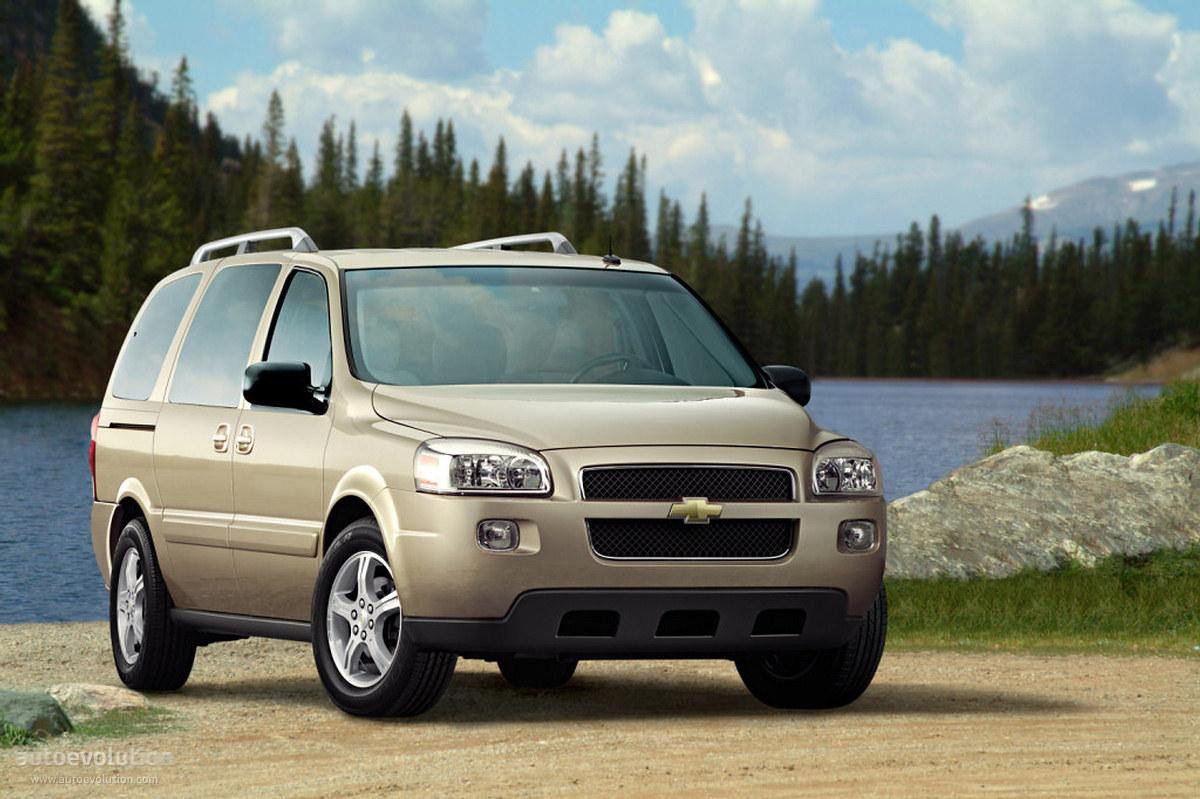 Chevrolet Uplander 2004 - 2008 Minivan #3
