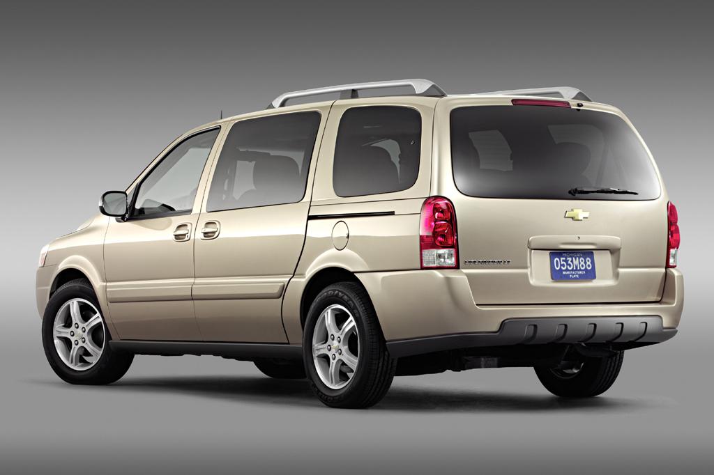 Chevrolet Uplander 2004 - 2008 Minivan #4