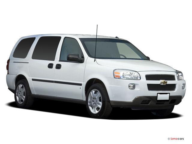 Chevrolet Uplander 2004 - 2008 Minivan #1