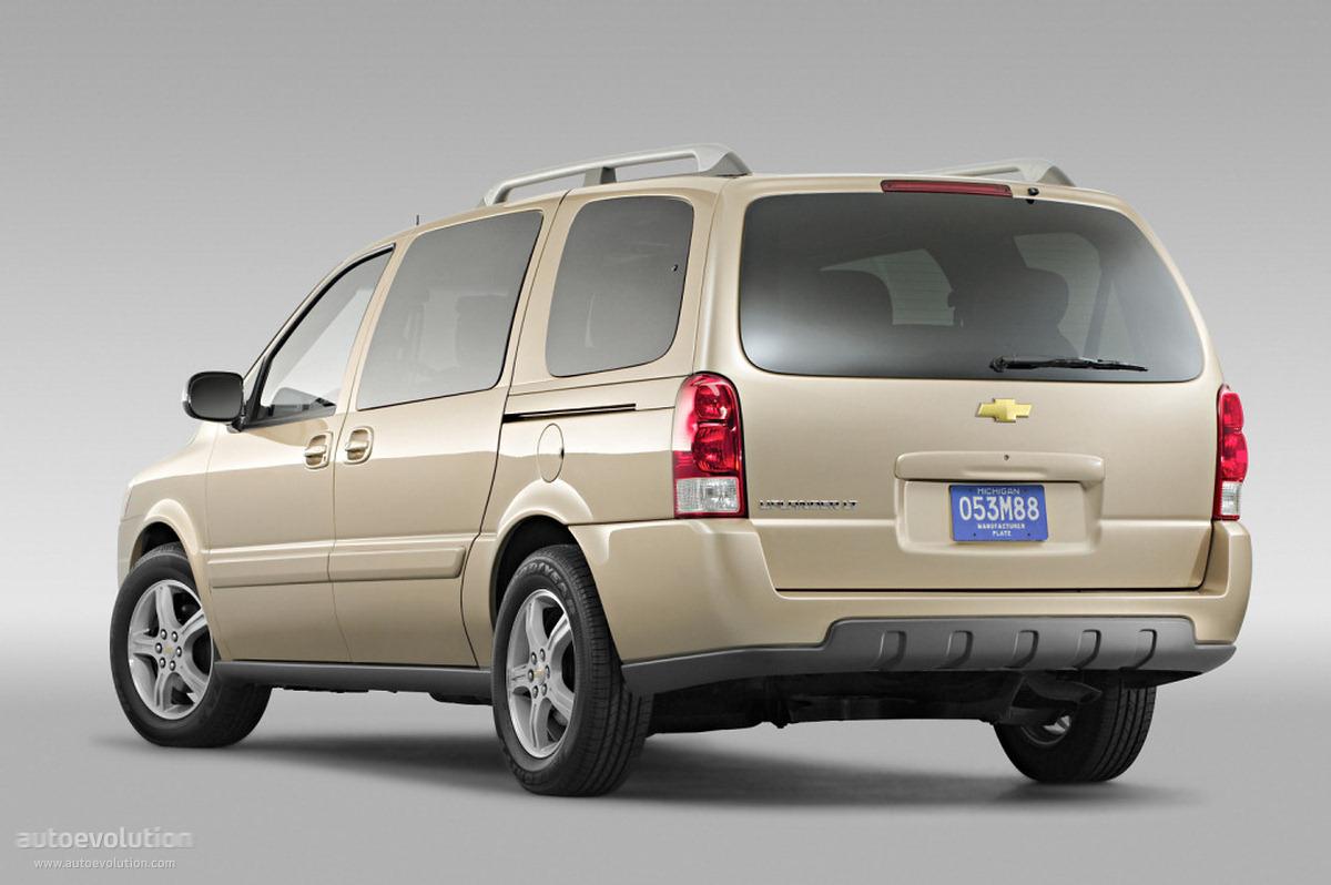 Chevrolet Uplander 2004 - 2008 Minivan #5