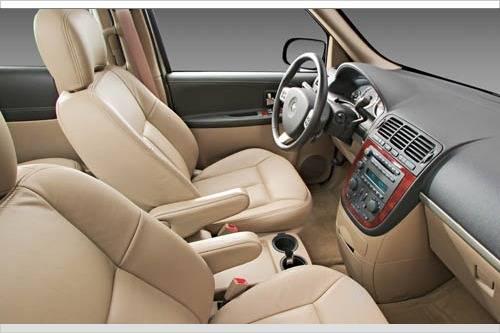Chevrolet Uplander 2004 - 2008 Minivan #2