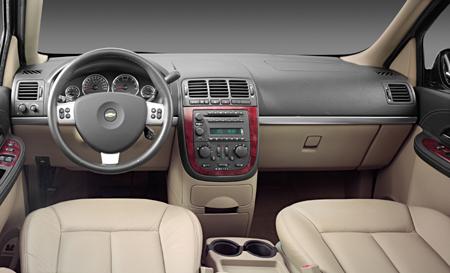 Chevrolet Uplander 2004 - 2008 Minivan #8