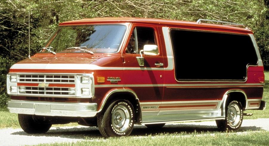 Chevrolet Van 1980 - 1996 Minivan #7