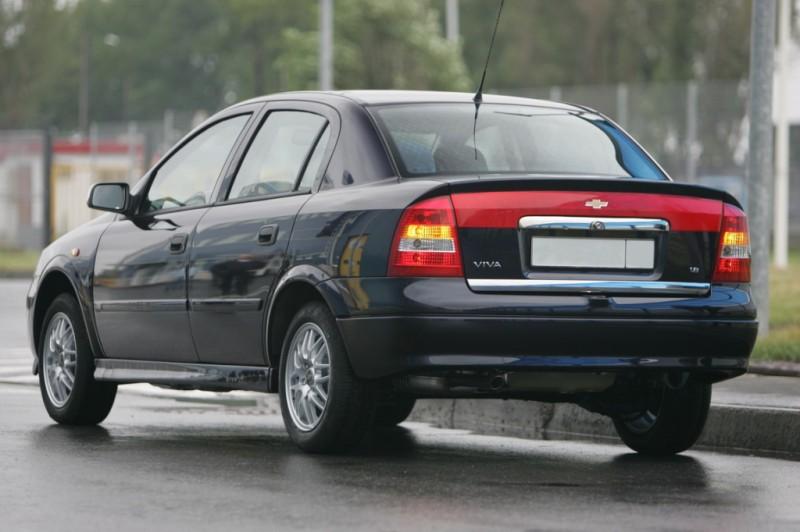 Chevrolet Viva 2004 - 2008 Sedan #1