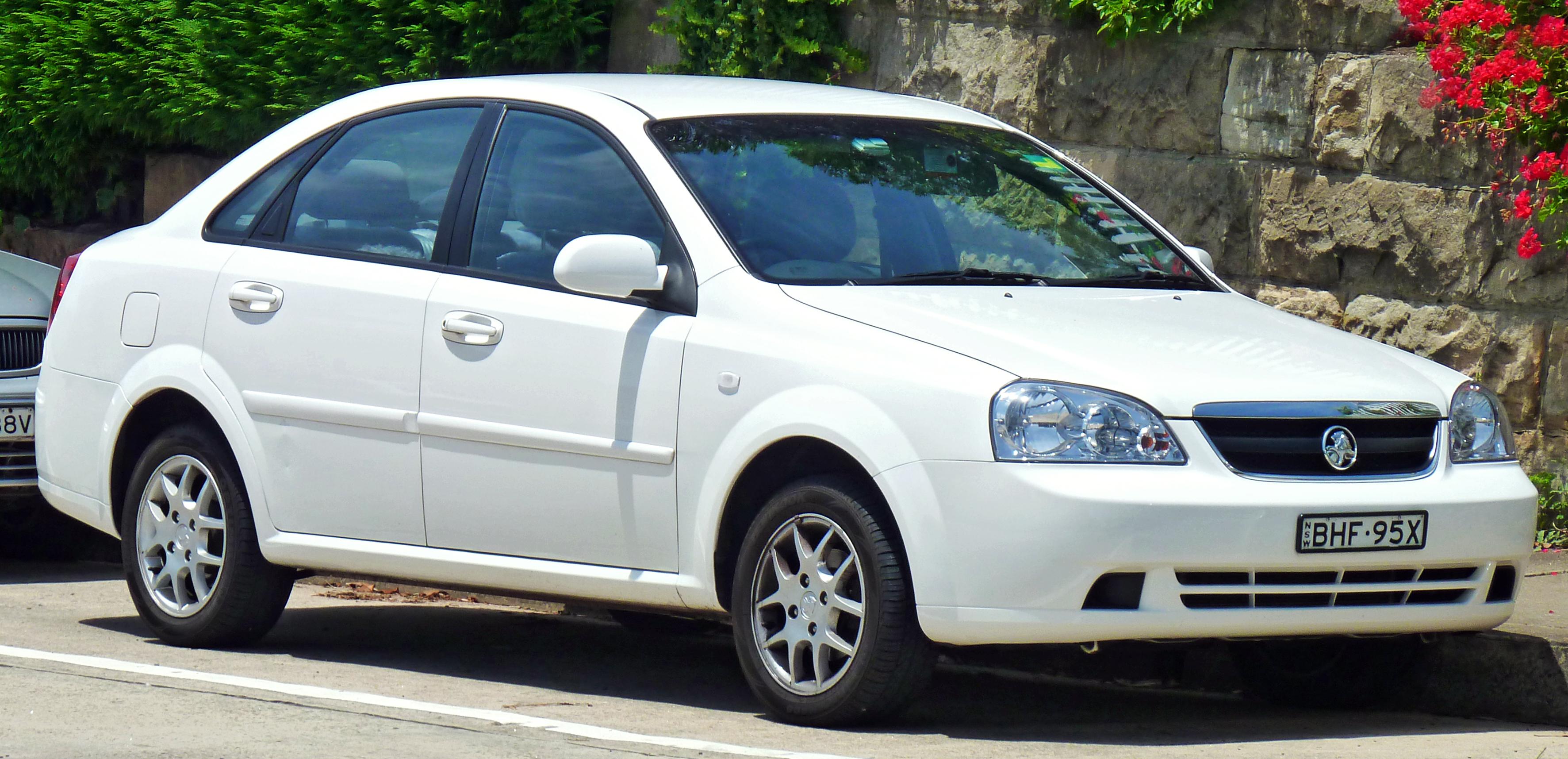 Chevrolet Viva 2004 - 2008 Sedan #4