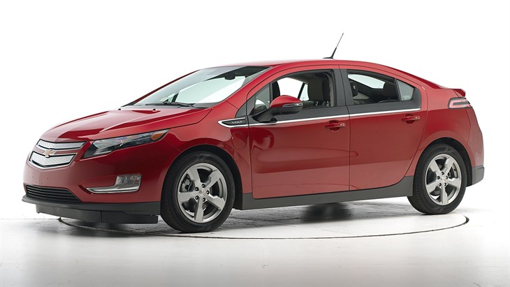 Chevrolet Volt I 2010 - 2015 Hatchback 5 door #5