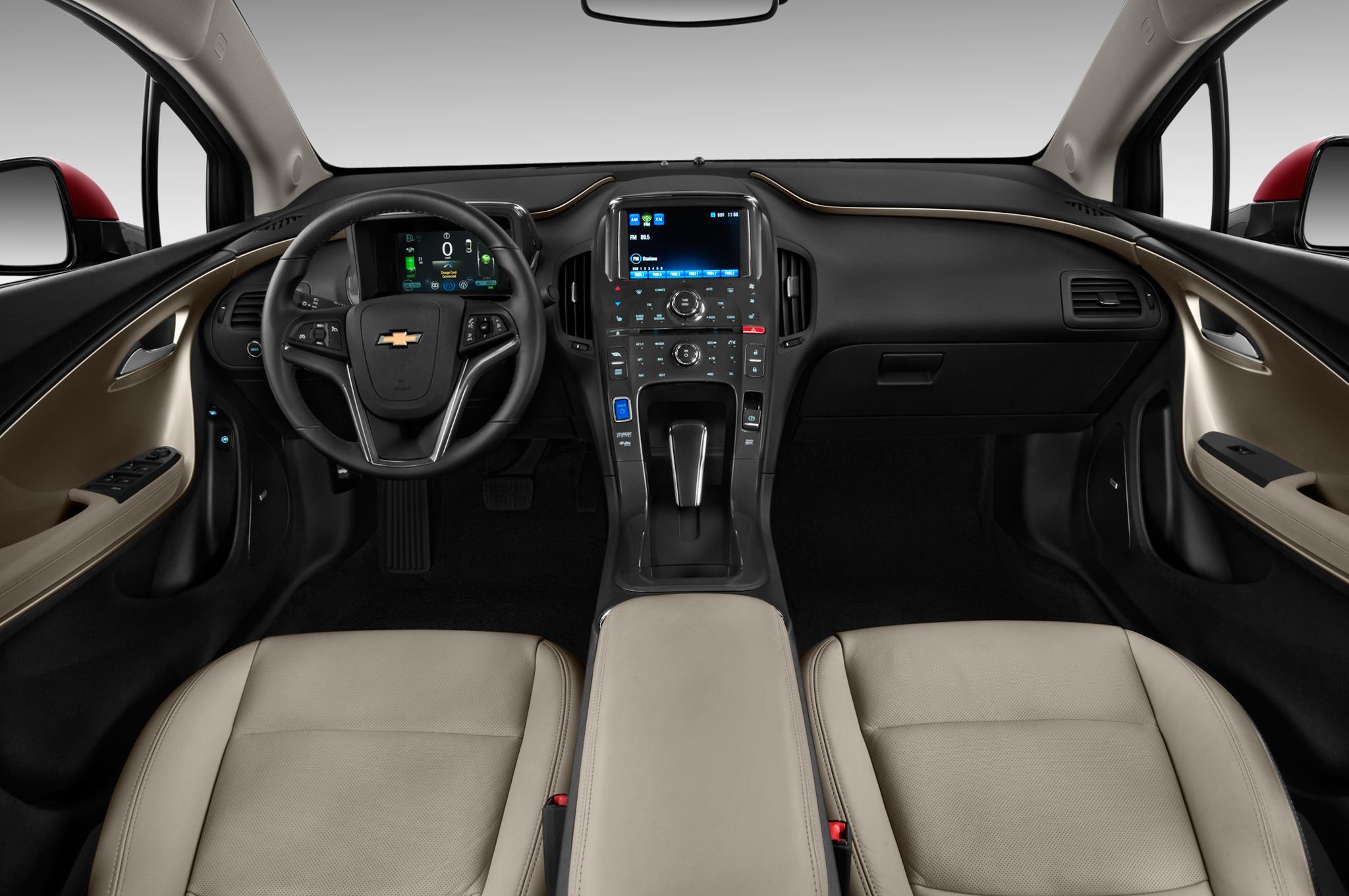 Chevrolet Volt I 2010 - 2015 Hatchback 5 door #3
