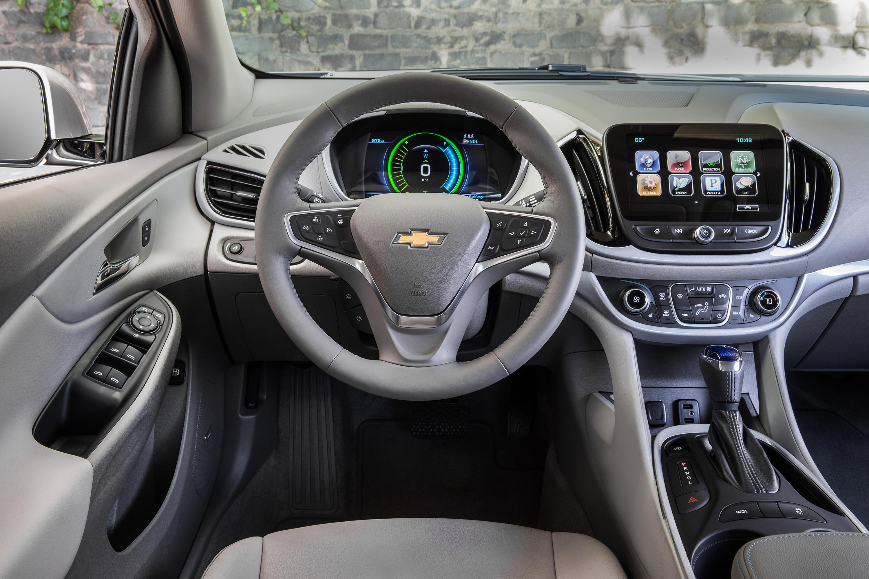 Chevrolet Volt II 2015 - now Hatchback 5 door #1