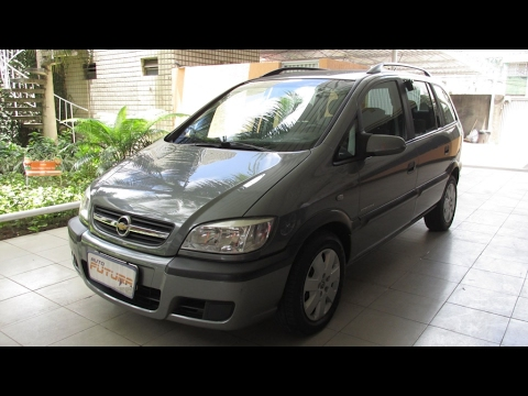 Chevrolet Zafira 2001 - 2012 Compact MPV #6