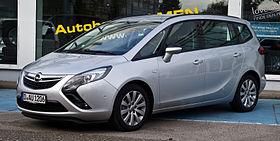 Opel Zafira C 2011 - 2016 Compact MPV #6