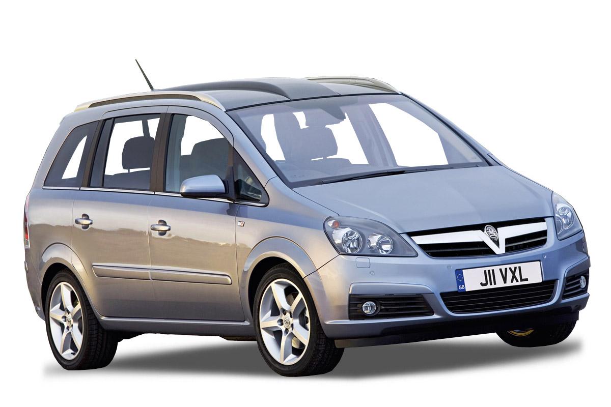 Opel Zafira OPC B 2005 - 2010 Compact MPV #2