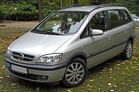 Subaru Traviq 2001 - 2004 Compact MPV #8