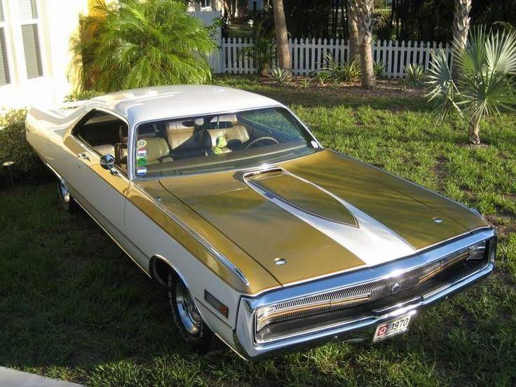 Chrysler 300 1962 - 1971 Coupe-Hardtop #6