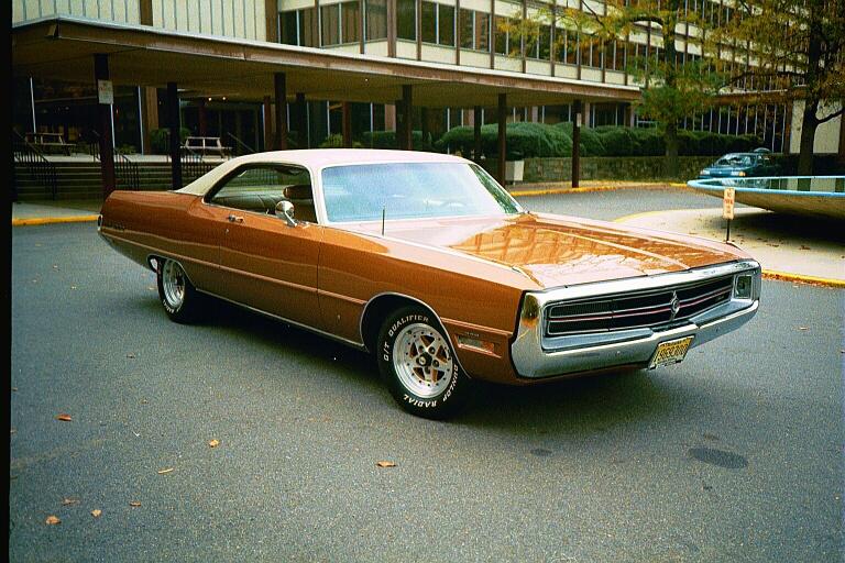 Chrysler 300 1962 - 1971 Coupe-Hardtop #3