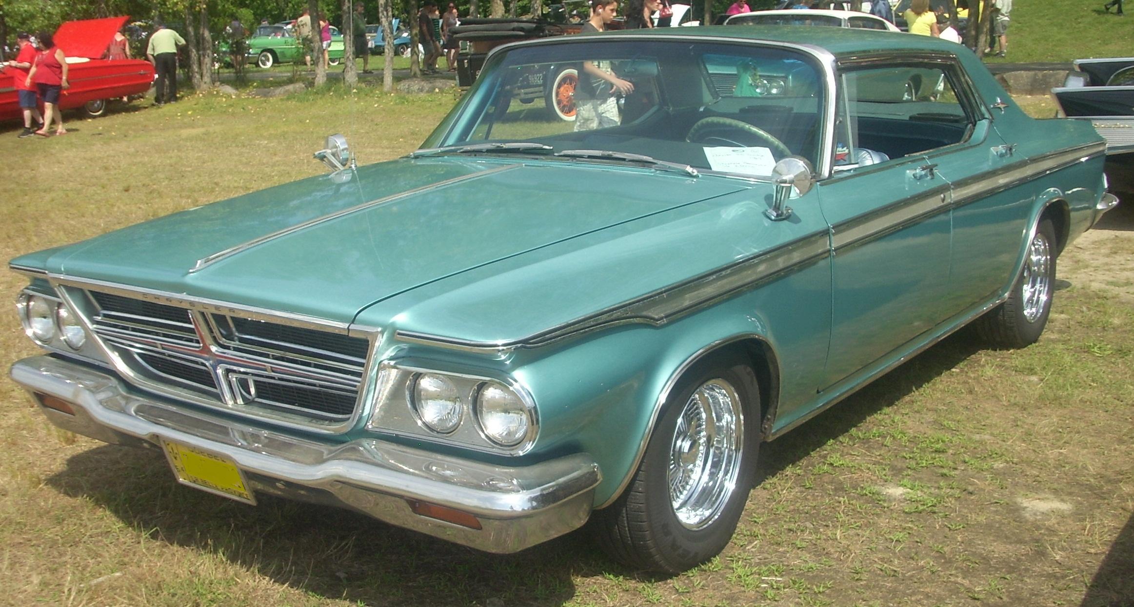 Chrysler 300 1962 - 1971 Coupe-Hardtop #2