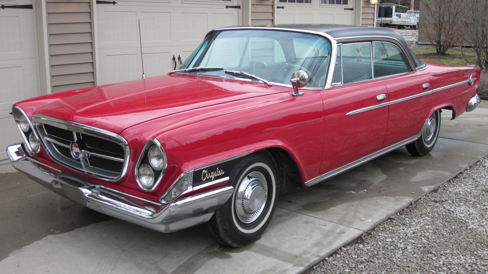 Chrysler 300 1962 - 1971 Coupe-Hardtop #4