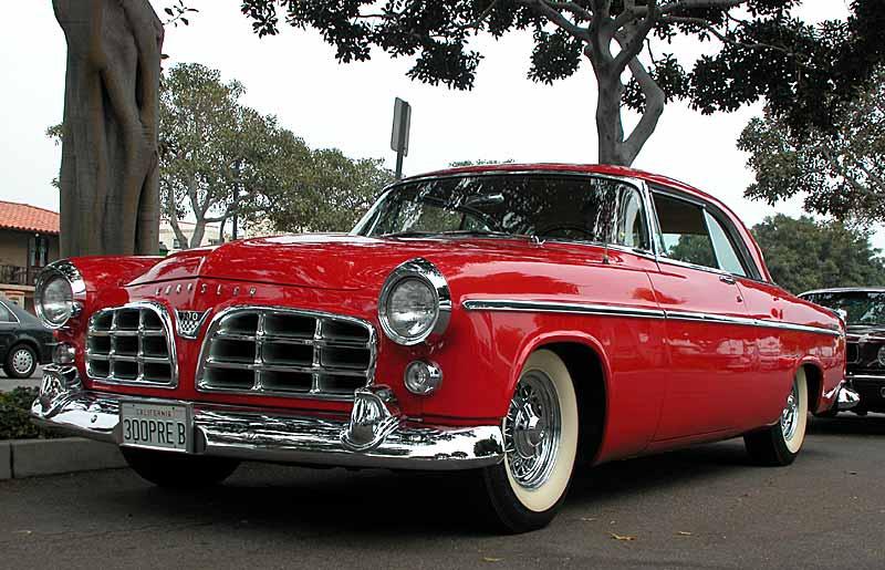 Chrysler 300 Letter Series I (C-300) 1955 - 1955 Coupe-Hardtop #7
