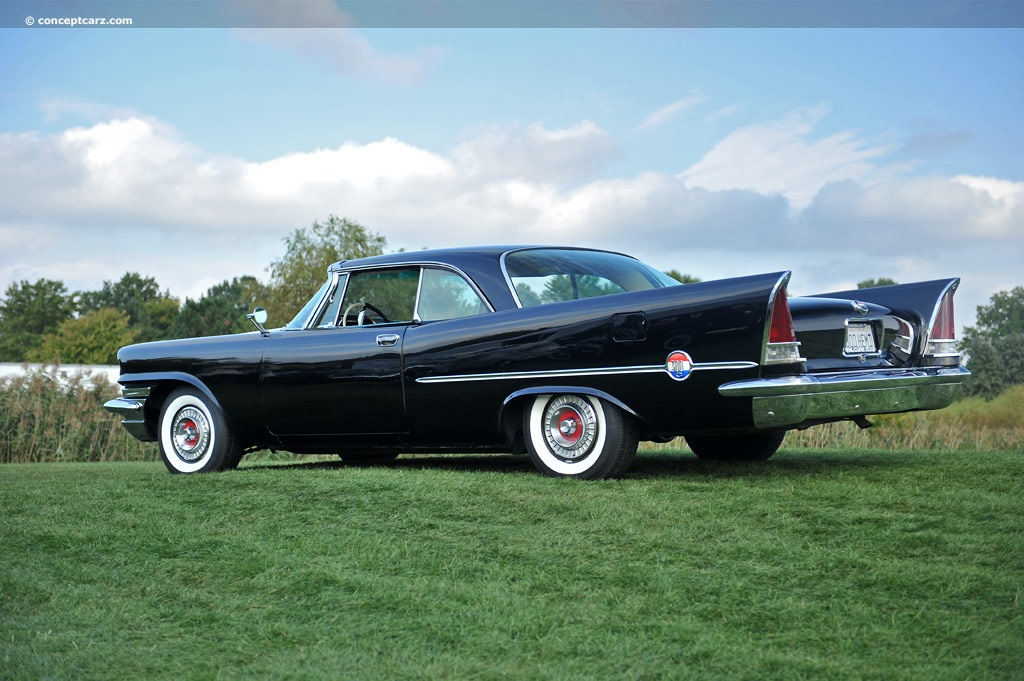 Chrysler 300 Letter Series III (300C) 1957 - 1957 Cabriolet #1