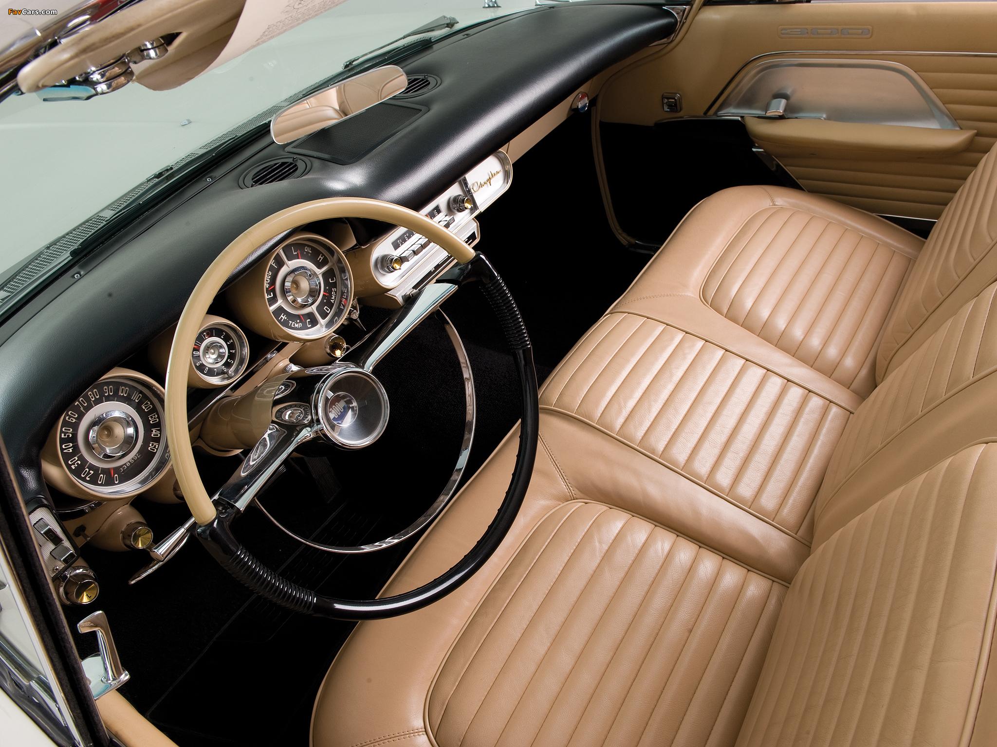 Chrysler 300 Letter Series III (300C) 1957 - 1957 Cabriolet #3