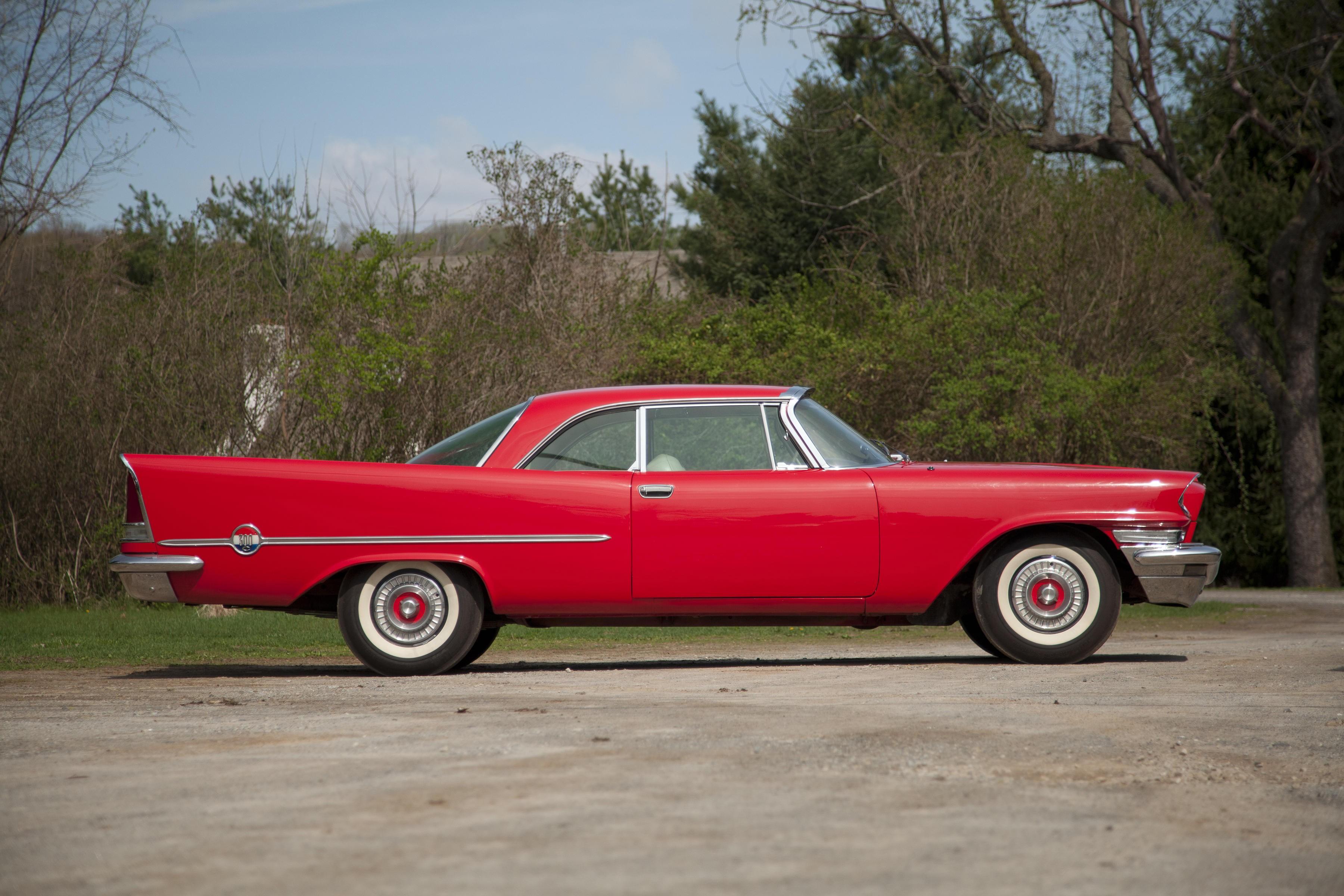 Chrysler 300 Letter Series III (300C) 1957 - 1957 Coupe-Hardtop #5