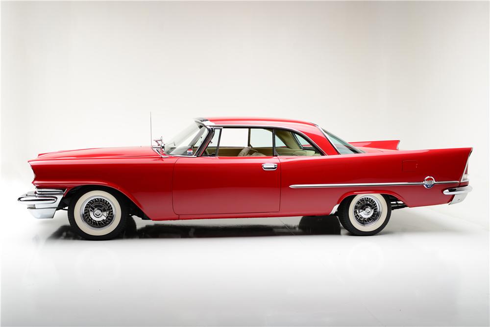Chrysler 300 Letter Series III (300C) 1957 - 1957 Coupe-Hardtop #1