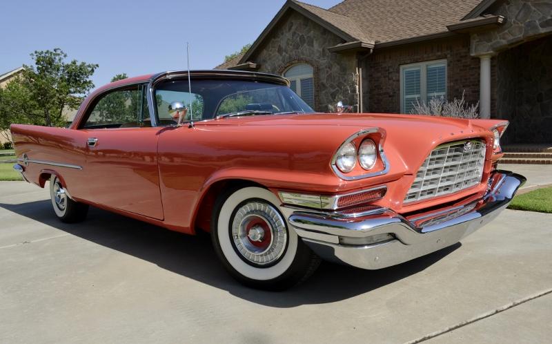 Chrysler 300 Letter Series III (300C) 1957 - 1957 Coupe-Hardtop #2