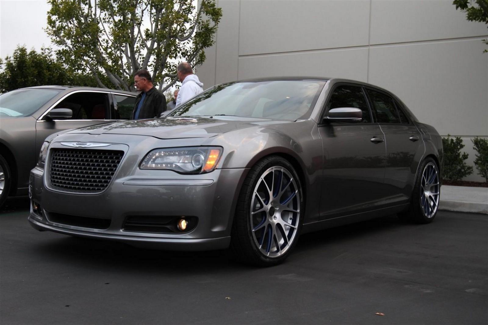 Chrysler 300C I 2004 - 2011 Sedan #5